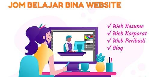 Kelas Bina Website Gaya Ekspres