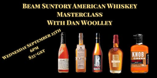 American Whiskies with Dan Woolley