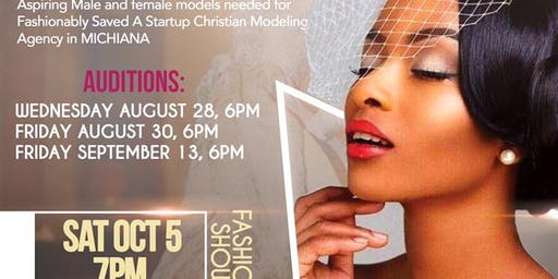 Model Call for fashion show. I RISE - FASHION PASSION ACTION!