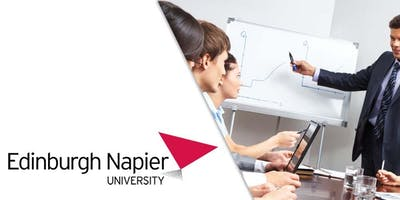 Edinburgh Napier University MBA Webinar Oman- Meet University Professor