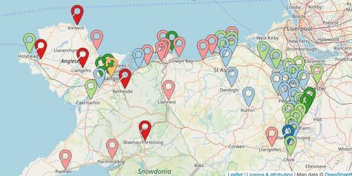 Launch of Understanding Welsh Places/ Lansio Deall Lleoedd Cymru