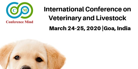 International Conference on Veterinary and Livestock tickets
