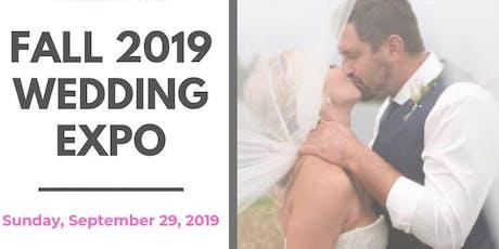 Listowel Wedding Walk - 2019 Fall Wedding Expo tickets