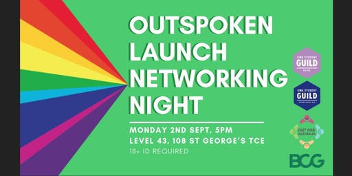 Outspoken Launch Networking Night