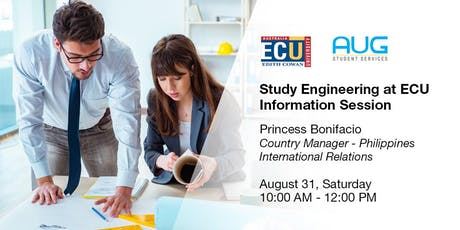 Study Engineering at Edith Cowan University [FREE Info Session] tickets