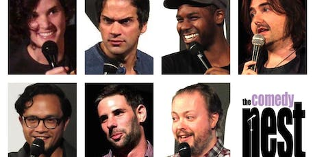Sunday Funday - August 25th at The Comedy Nest tickets