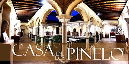 Visita nocturna a la Casa de los Pinelo. Real Academia de Bellas Artes