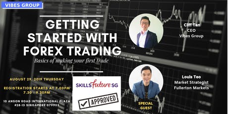 Getting Started with Forex Trading - Basics of Making Your First Trade tickets