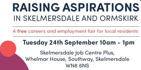 Raising Aspirations in Skelmersdale and Ormskirk tickets