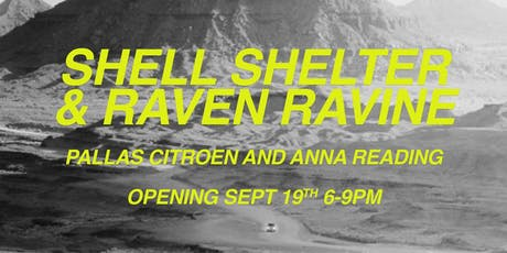 Shell Shelter & Raven Ravine by Pallas Citroen and Anna Reading tickets