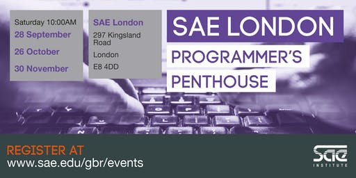 SAE London: Programmer's Penthouse
