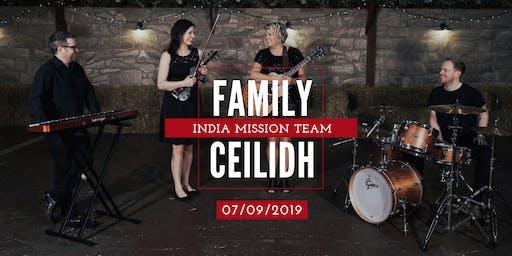 Family Ceilidh Fundraiser