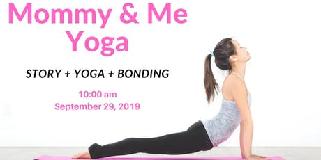 Mommy & Me Yoga: Ages 8 months to 6 years tickets