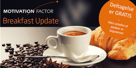Motivation Factor Breakfast Update tickets