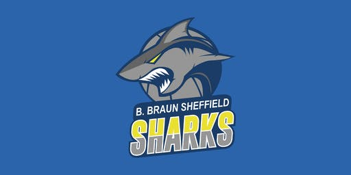 B. Braun Sheffield Sharks v Cheshire Phoenix - Cup Group Stage