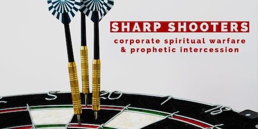 Sharp Shooters: Spiritual Warfare & Prophetic Prayer with Live Worship
