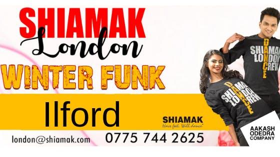 Shiamak London: Ilford