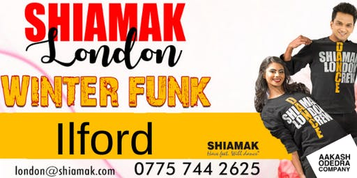 Shiamak London: Ilford