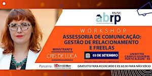 Workshop Assessoria de Comunicação: gestão de...
