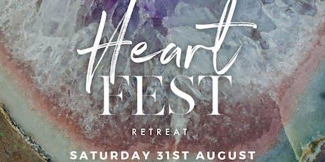 Heart Fest Day Retreat (Saturday 31st August) tickets