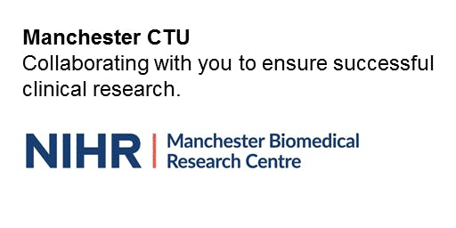 Discussion:  Manchester Clinical Trials Unit and BRC Cancer themes
