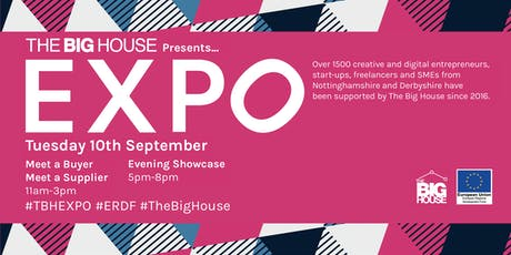 The Big House Presents: EXPO tickets