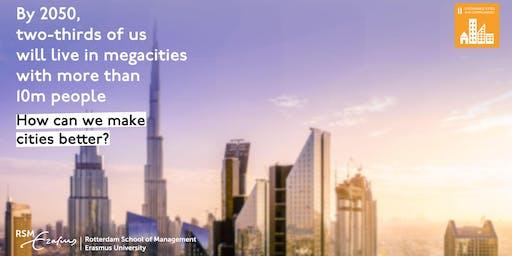 SDG Masterclass - Reimagine the cities we live in