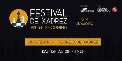 Festival de Xadrez West Shopping - Torneios