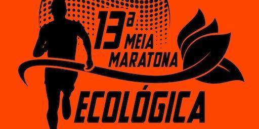 13ª MEIA MARATONA ECOLÓGICA