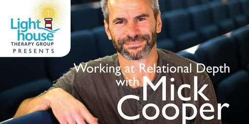 Working at Relational Depth With Mick Cooper