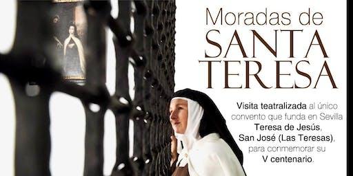 Visita teatralizada las Moradas de Santa Teresa