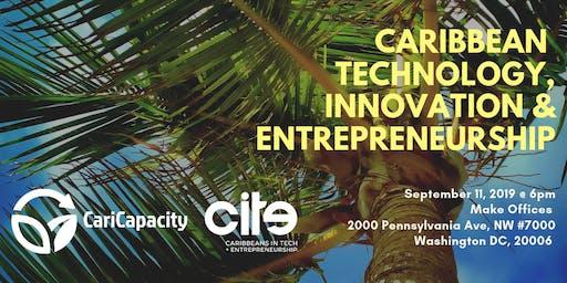 Caribbean Technology, Innovation & Entrepreneurship - A Global Ecosystem