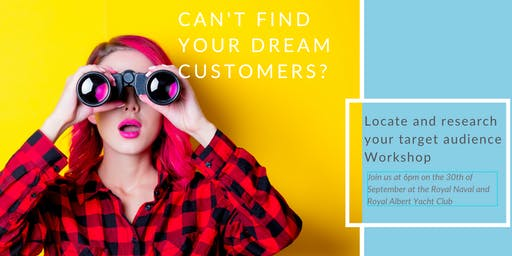 EMARI Marketing Masterclass: Find Your Dream Clients