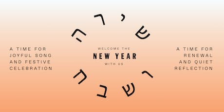 High Holidays: Welcome 5780--the New Jewish Year--with Music and Prayer, Reflection and Community! tickets