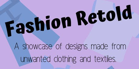 Fashion Retold  tickets