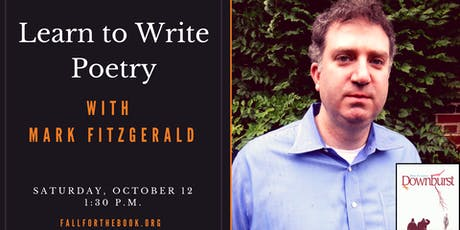 Learn to Write Poetry with Mark Fitzgerald tickets