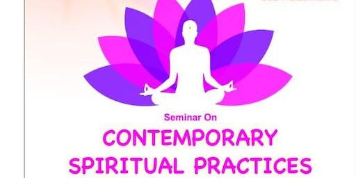 Seminar On Contemporary Spiritual Practices