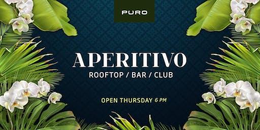 APERITIVO Rooftop Bar Club
