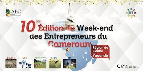 Weekend Des Entrepreneurs tickets