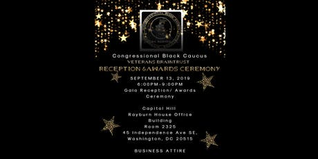 Congressional Black Caucus Veterans Braintrust Reception & Awards Ceremony tickets