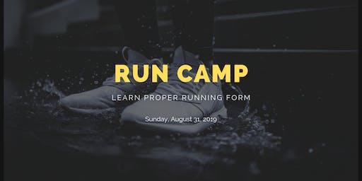Trident Run Camp