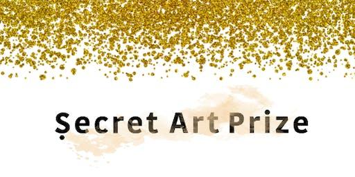 Secret Art Prize   Award Ceremony 2019