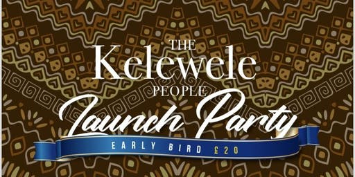 The Kelewele People Launch Party