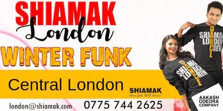 Shiamak London: Central tickets