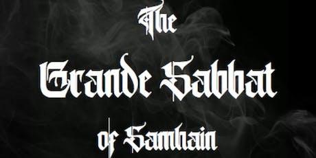 The Grande Sabbat of Samhain tickets