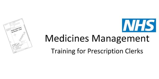 Repeat Prescribing training session for admin staff - 19th September (1)