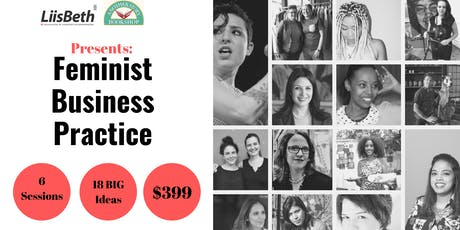 Leveraging Feminist Ideas in Business tickets