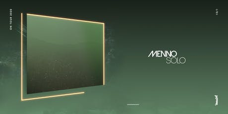 Menno Solo - On Tour tickets