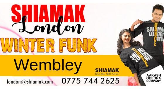 Shiamak London: Wembley