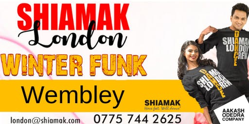 Shiamak London: Wembley